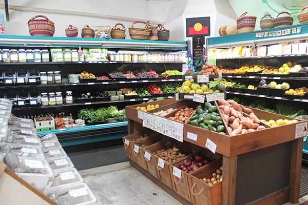 Santos Organics Mullumbimby Organic Store