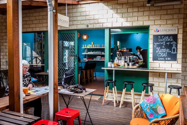 Luscious Organic Cafe & Store, Denmark | Organic Shop WA