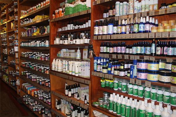 Northcote Organic Food Shop