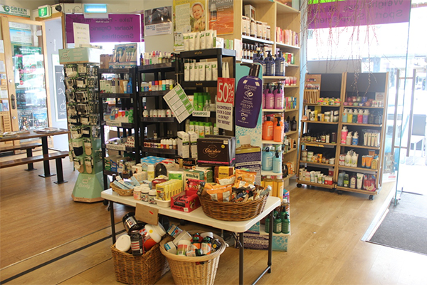 Health stores in melbourne