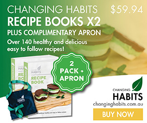 Changing-Habits-Recipe-Book-2-Pack-plus-Apron